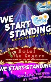 2016 - *El Caribe, Hotel La Zagara *Capodanno - WE START STANDING* Foto Online